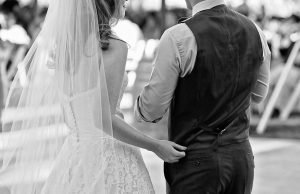זוג ליפני חתונה