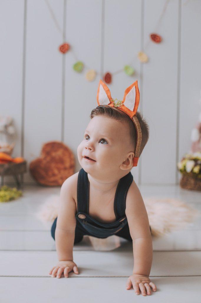 התפתחות התינוק בחודש השני
