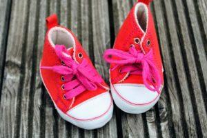 נעלים אדומות